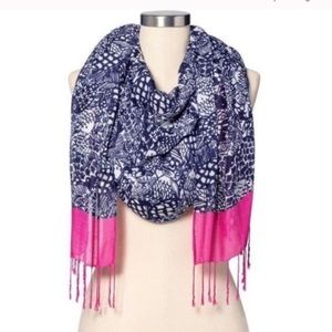 Lilly Pulitzer for Target Upstream Scarf.